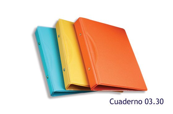 Carpeta cuaderno